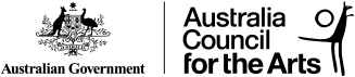 Logo: Australia Council for the Arts