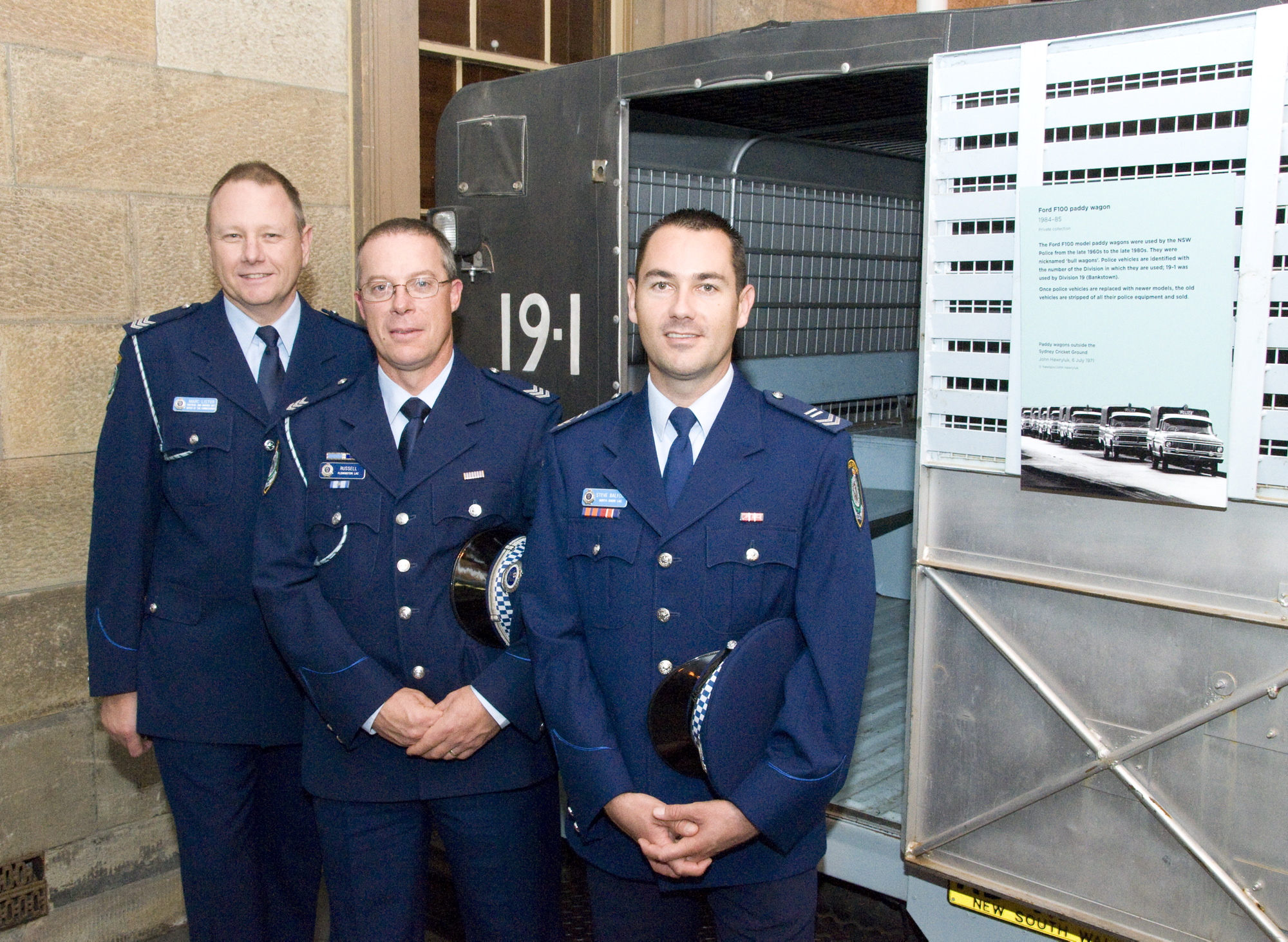 The Force: 150 years of NSW Police | Sydney Living Museums
