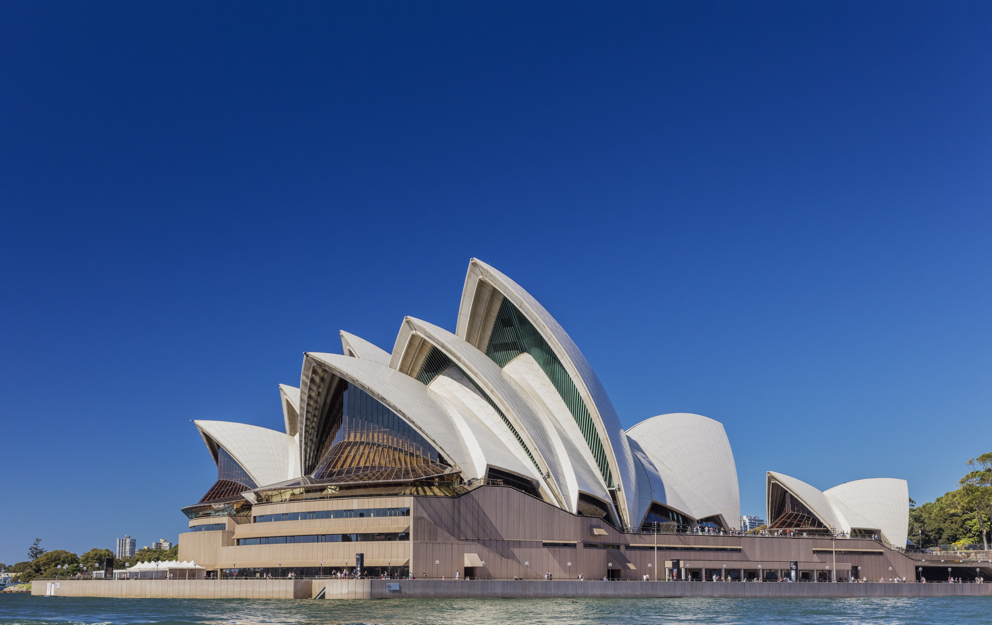 a history of the sydney opera house