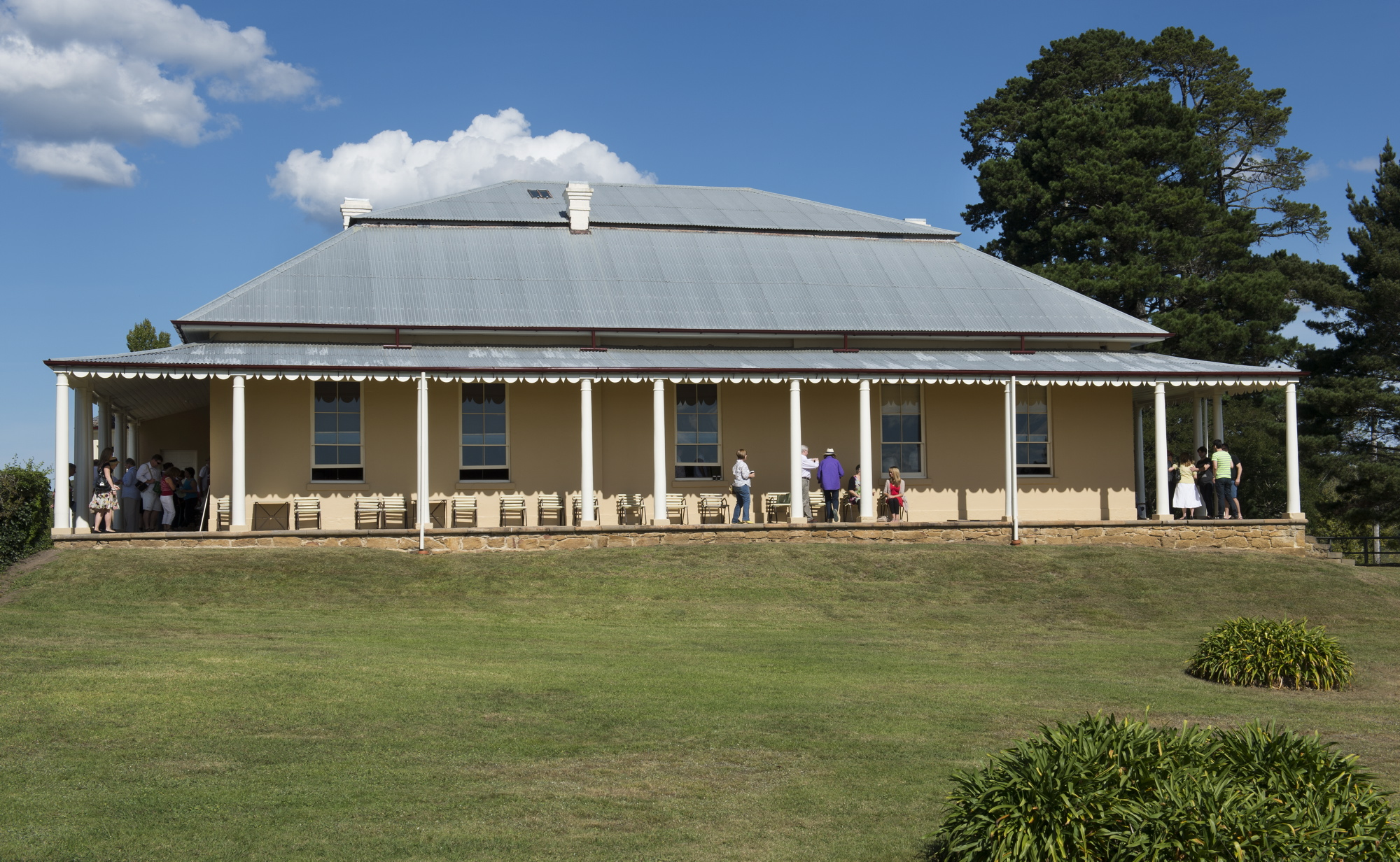 heritage house tour throsby park sydney living museums