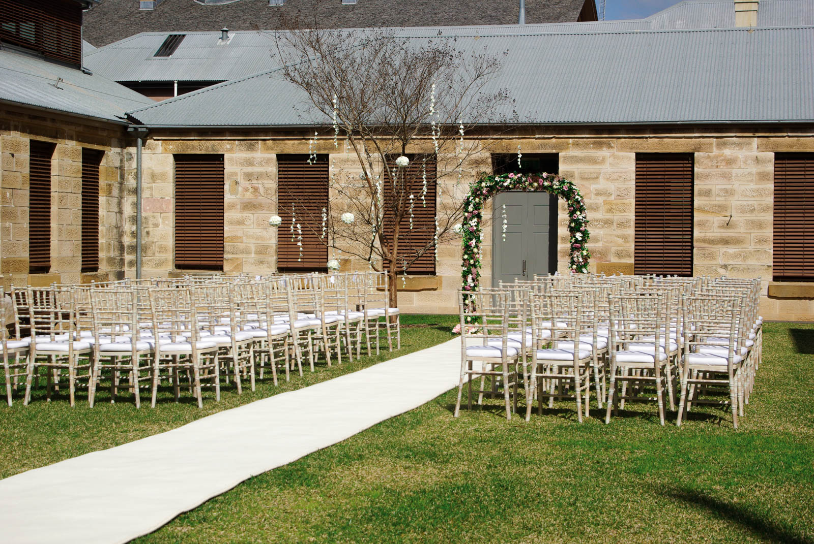 Weddings At The Mint Sydney Living Museums
