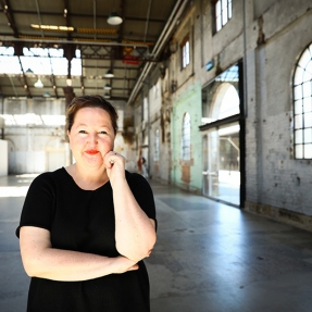 Director of Carriageworks Lisa Havilah