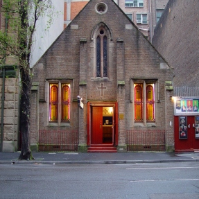 Genesian Theatre Company at St John's Church