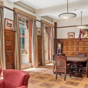 Interior photograph of Castlereagh Boutique Hotel & NSW Masonic Club, Sydney featuring Level 1 Board Room not normally open to the public.