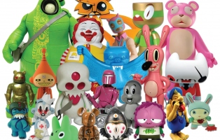 Image of various toys