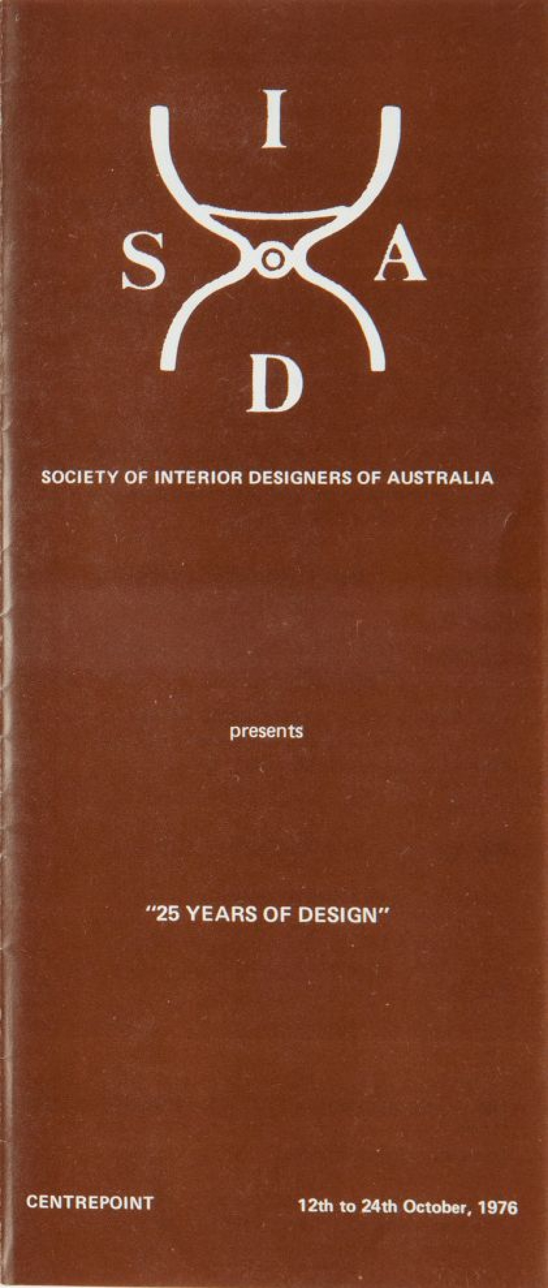 """25 years of Design"", 1976"