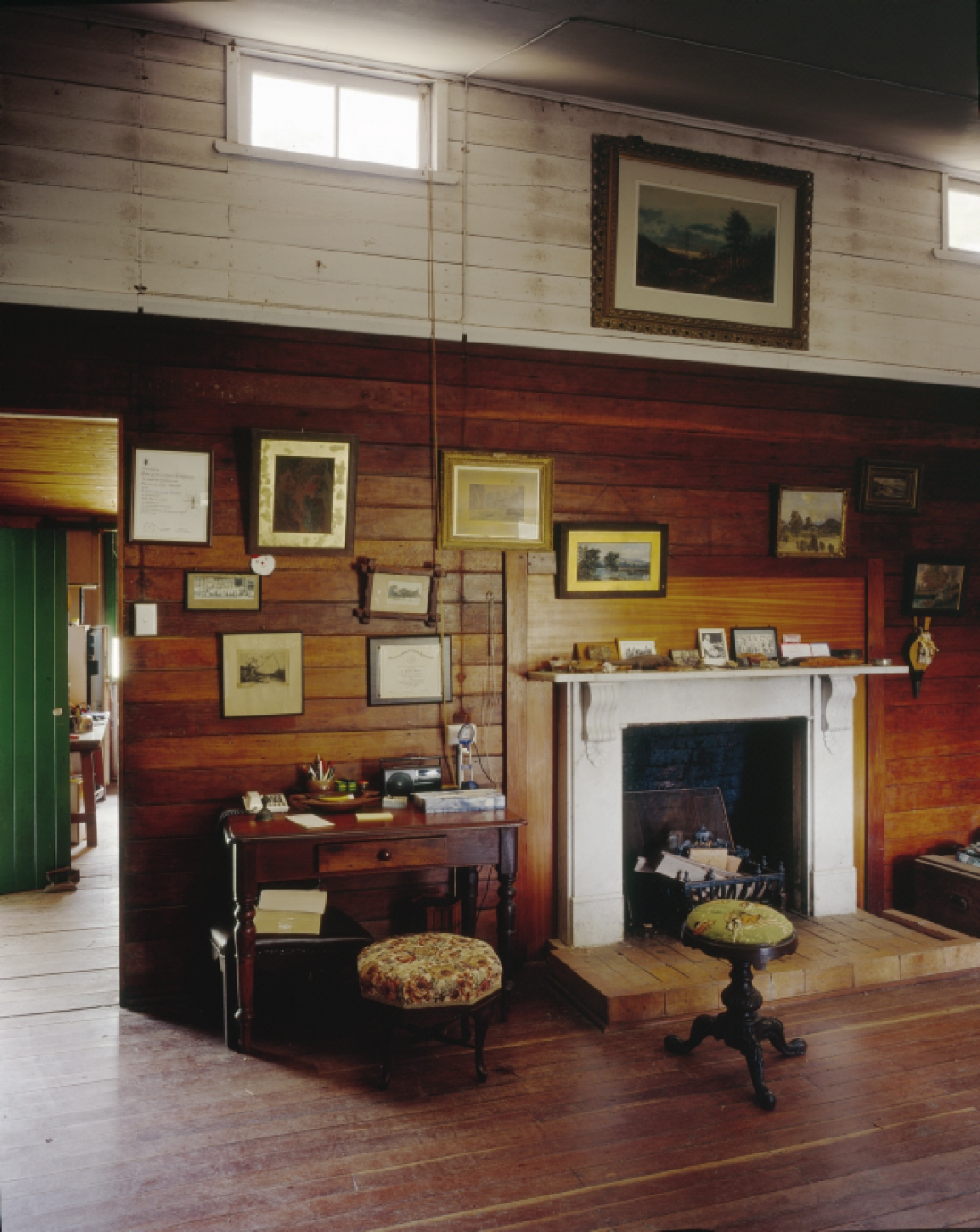 Marks family property 'The Barracks', Camp Mountain, Queensland.
