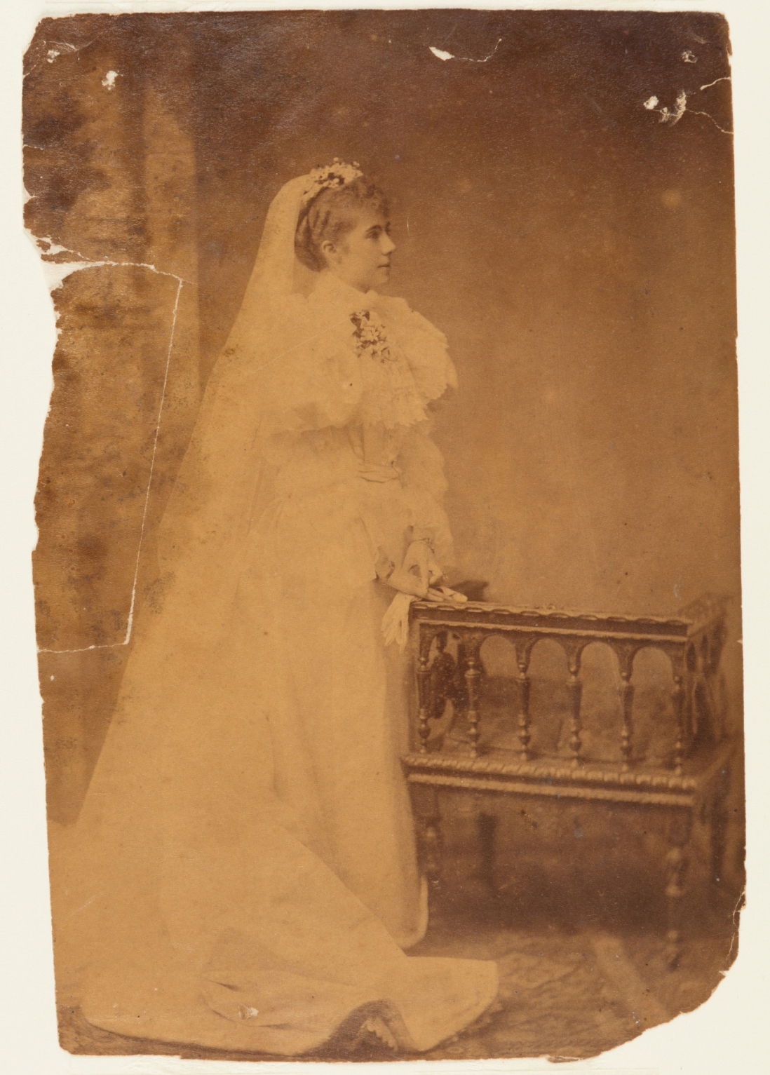 Nina Beatrice Terry, 24 April 1895