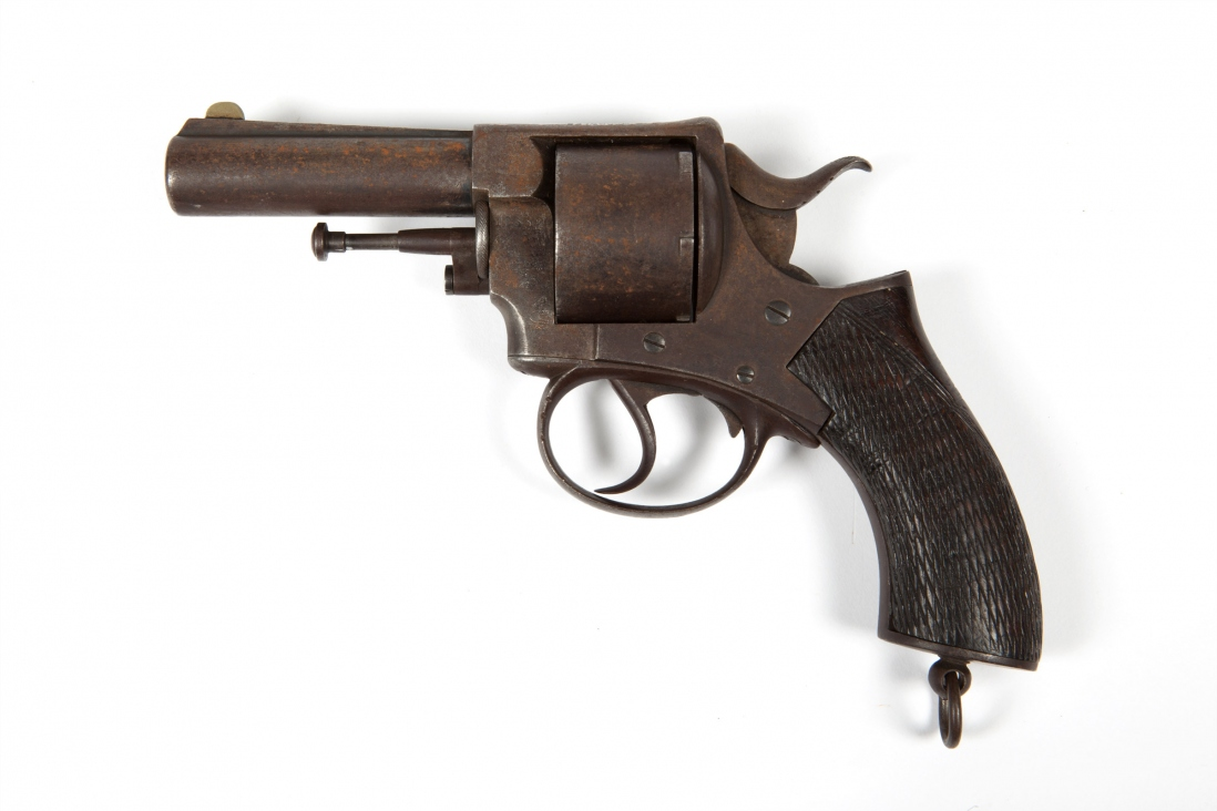 Pistol thought to belong to Ned Kelly