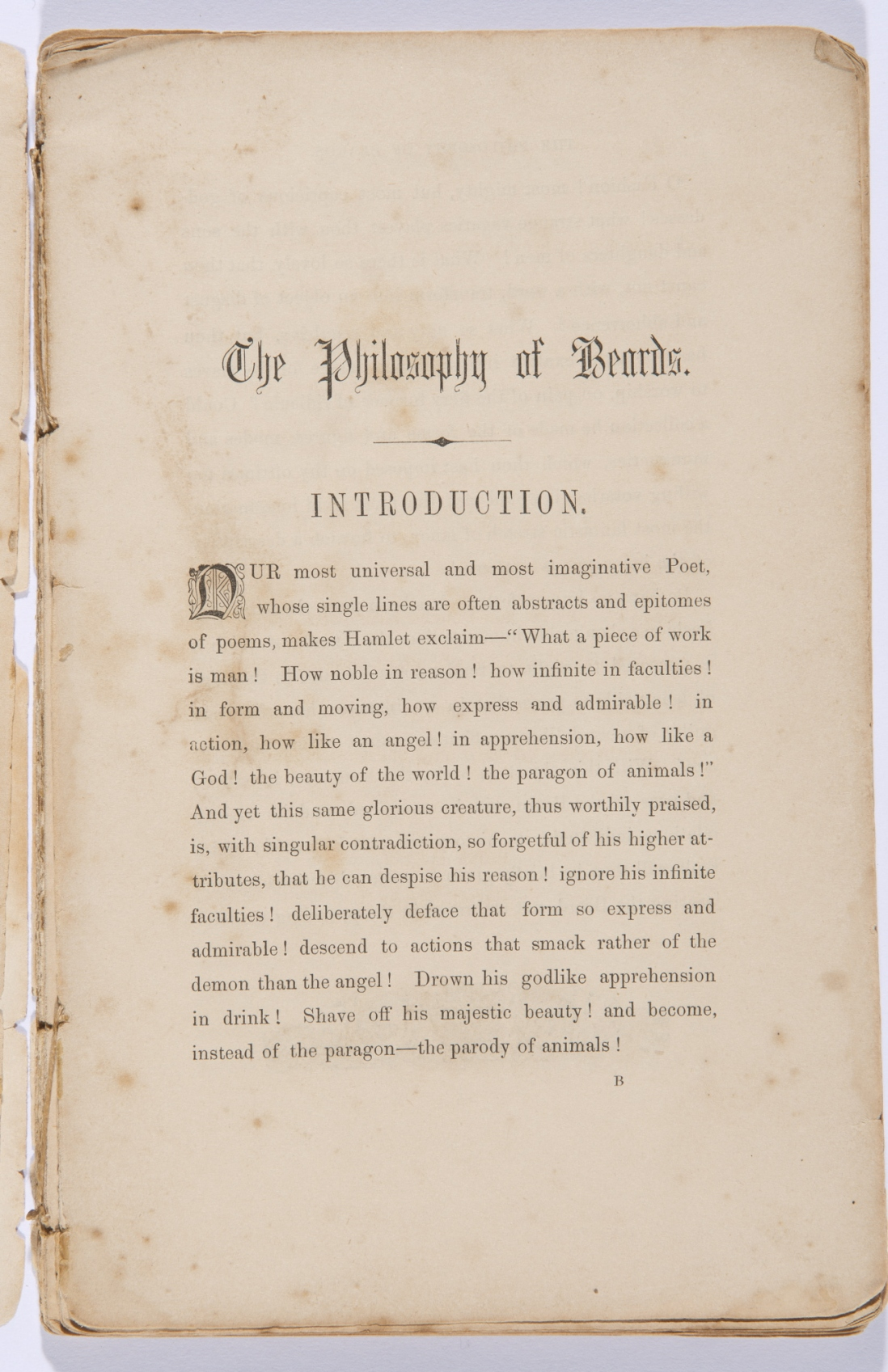 Printed page with Introduction as heading.