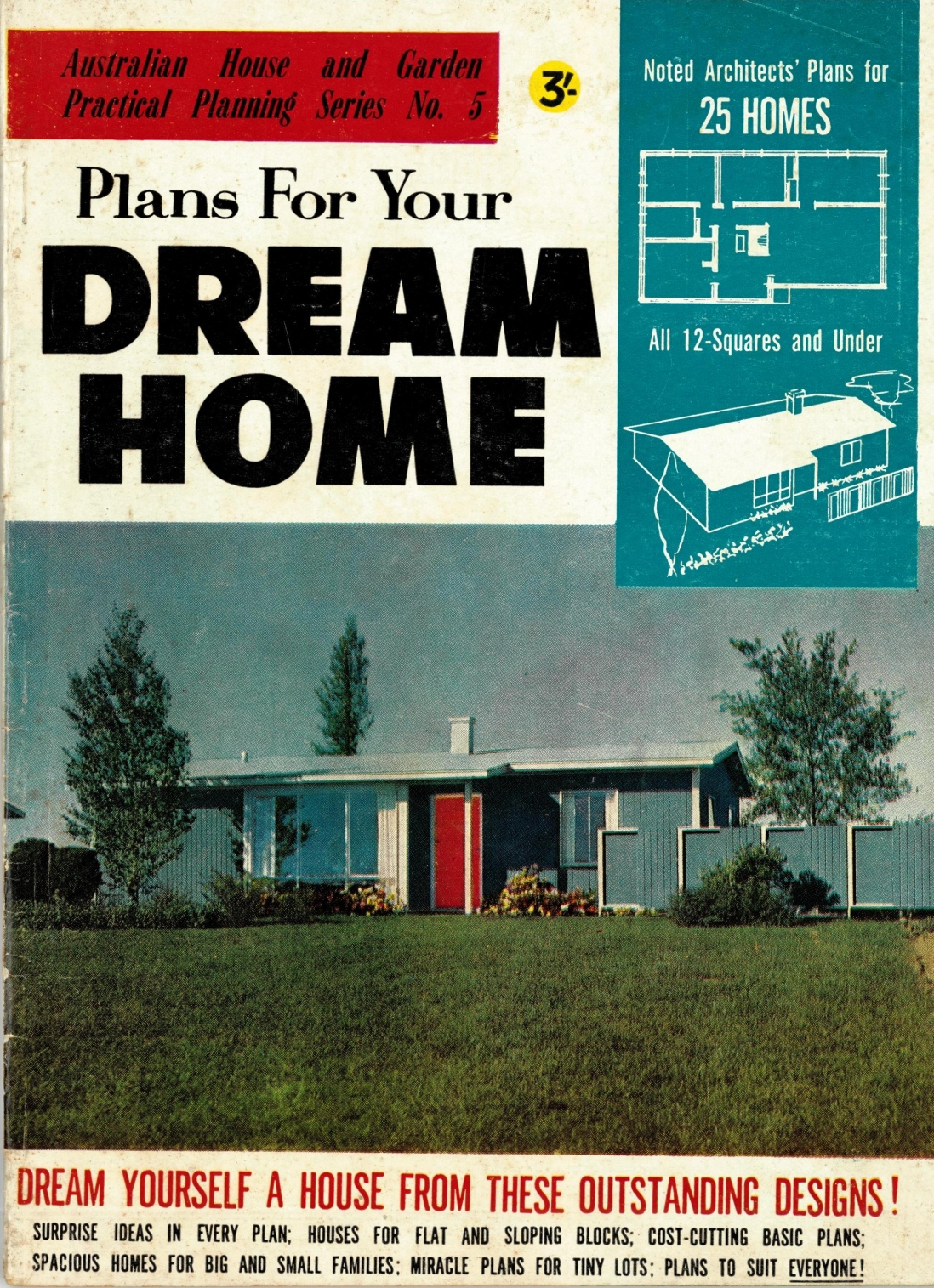 Plans for your dream home