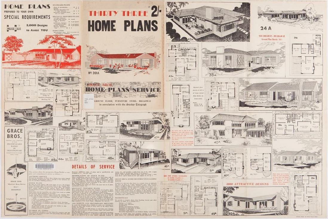 33 home plans