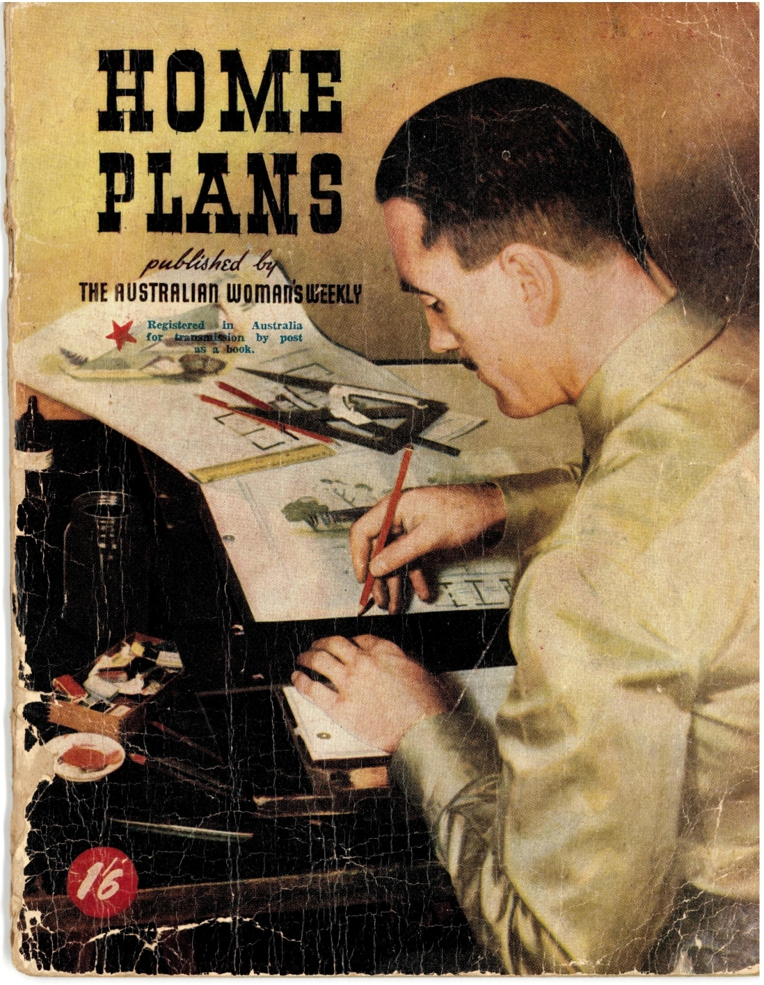 Home plans book c1946
