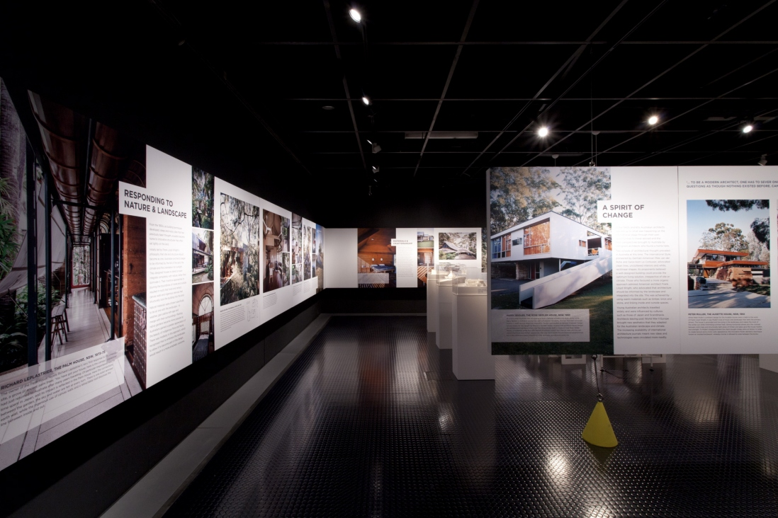 Museum of Sydney Installation