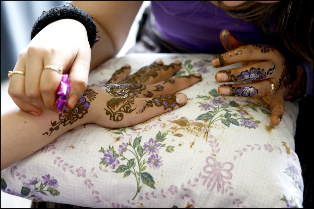 Mehndi patterns - Rituals and Traditions of Sydney