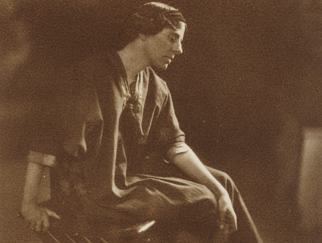 Portrait of Marion Mahony Griffin, ca. 1915