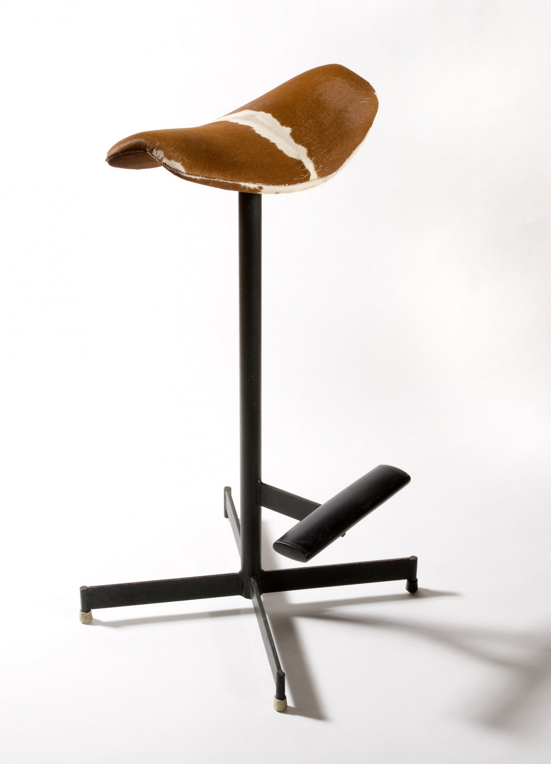 Saddle stool, Sydney, c1963
