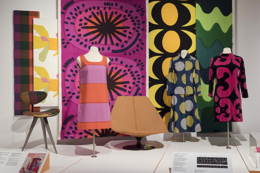 Marion Hall Best: Interiors exhibition installation view, Museum of Sydney, Saturday 5 August - Sunday 12 November 2017