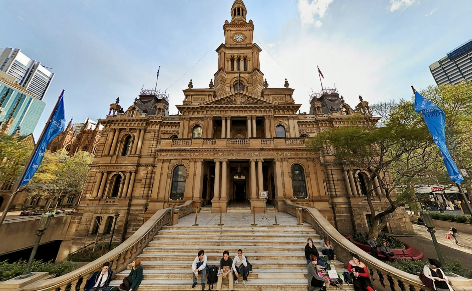 Image result for sydney town hall