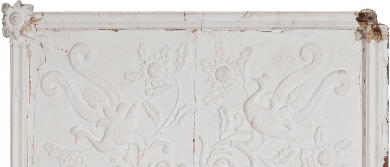 George Taylor's improved fibrous plaster | Sydney Living Museums