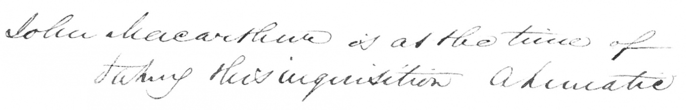 Closeup of handwriting.