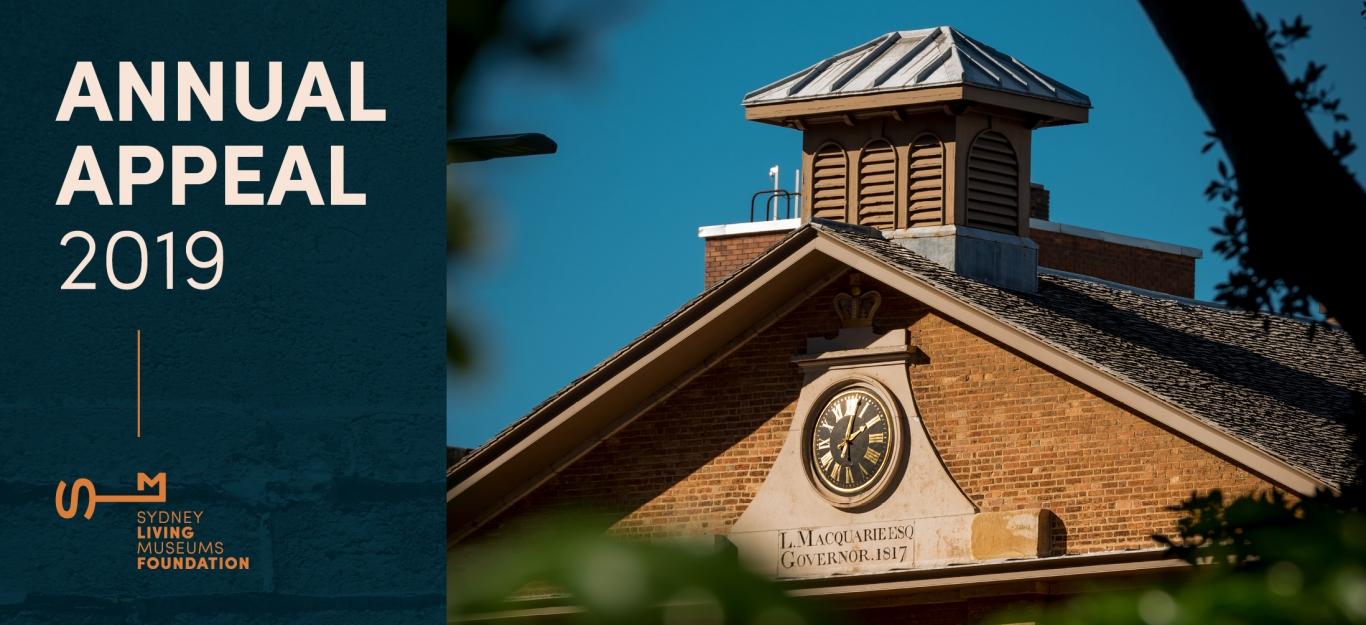Text overliad on image of clock tower.