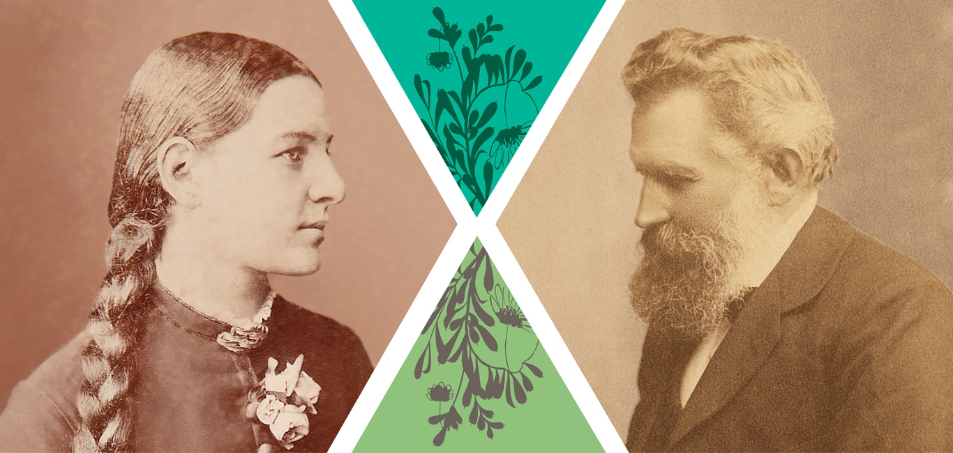 Lovegrove and Bauerlen portraits put together as banner image.