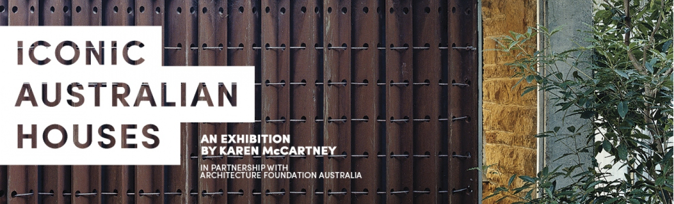 Iconic Australian Houses exhibition
