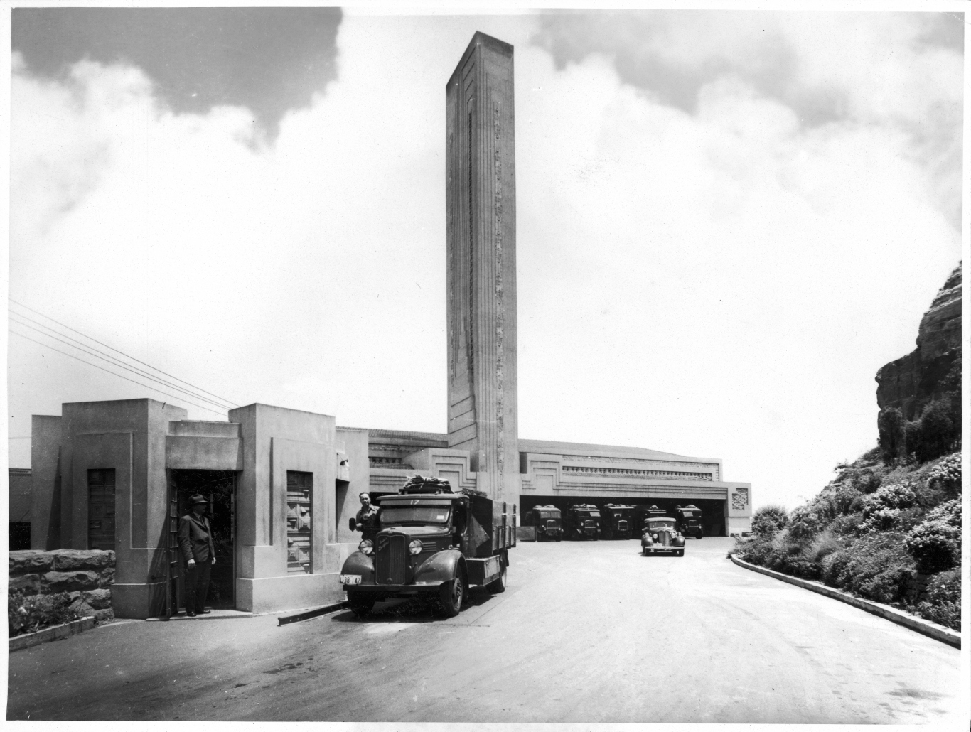 Demolished Sydney image - Pyrmont Incinerator