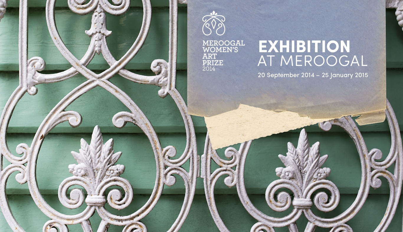 Meroogal Women's Art Prize 2014 exhibition on now