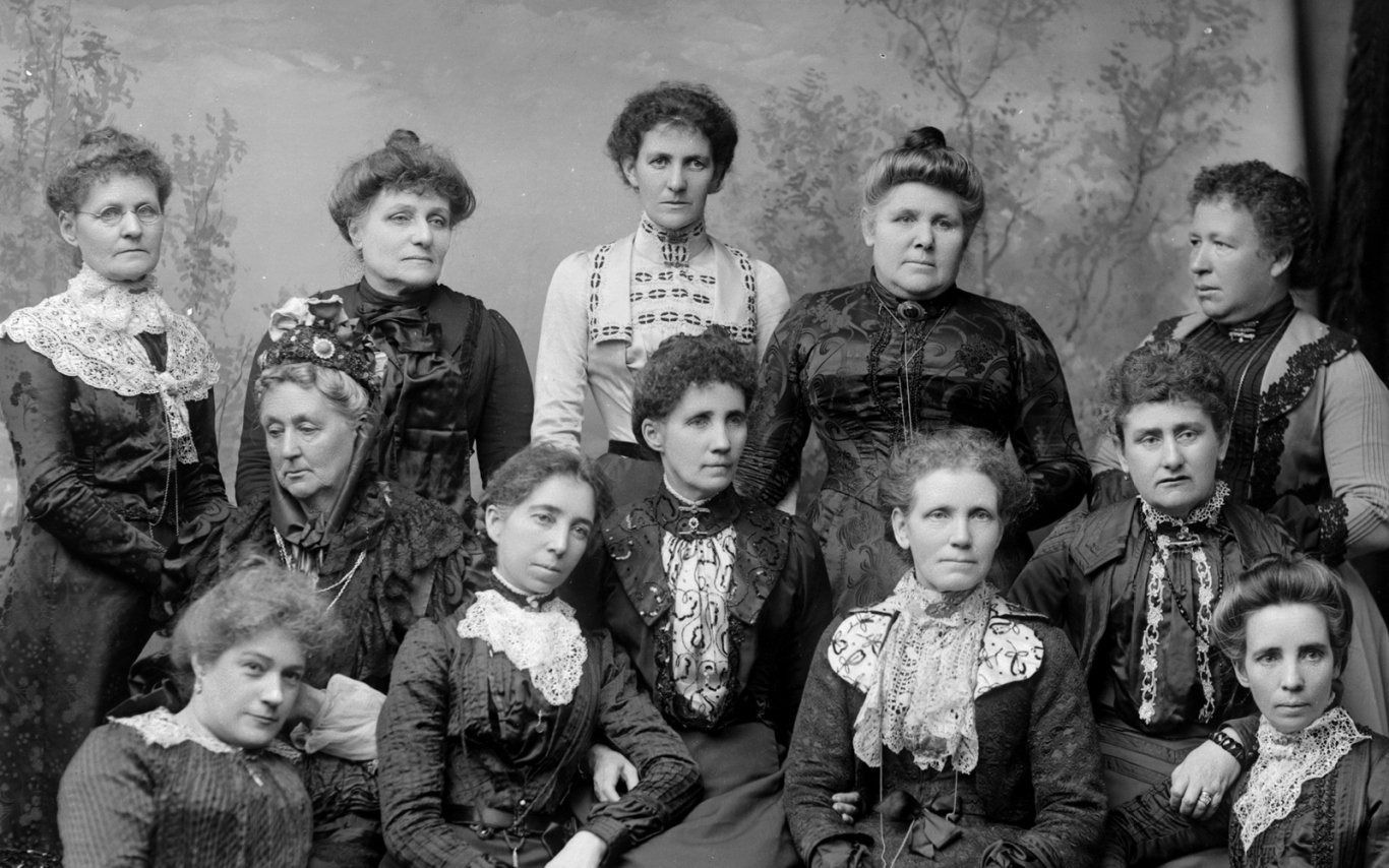 The Womanhood Suffrage League of NSW