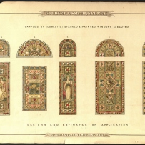 Goodlet & Smith stained glass