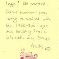 Description of Lego