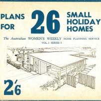Plans for 26 small holiday homes