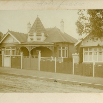 A house in Haberfield, Sydney