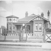 House in Victor Street Chatswood, late 1920s