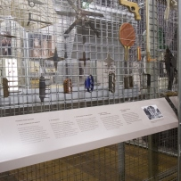 Jailed installation view