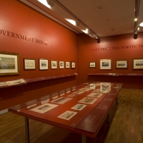 Sydney views 1788-1888: from the Beat Knoblauch collection installation view