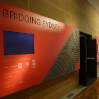 Bridging Sydney installation view