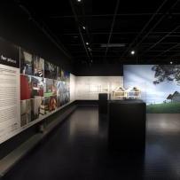 Glenn Murcutt: architecture for place installation view