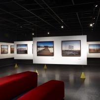 Smalltown installation view