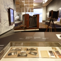 'The Enemy at Home' installation view