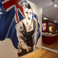 Home front: wartime Sydney 1939-45 installation view