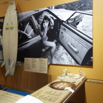 Surf city: Getting radical in the 50s, 60s and 70s installation view