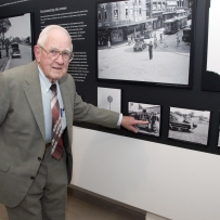 John Snowdon at the Justice and Police Museum