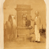 Coining press of the Sydney Mint)