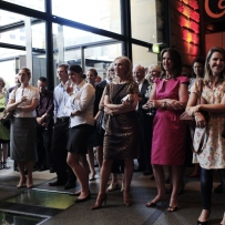 The crowd at An Edwardian Summer Launch