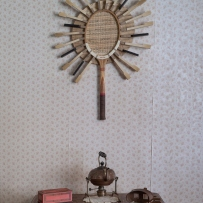 Artwork photographed in situ at Meroogal.