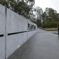 The Plant Bank building at the Australian Botanic Garden, Mount Annan