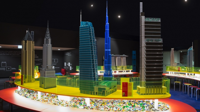 Towers of Tomorrow with LEGO® Bricks | Sydney Living Museums